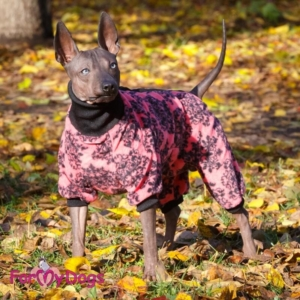 ForMyDogs | Suit – pinky, Female str. 22