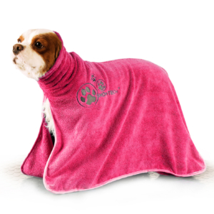 Show Tech | Dry Dude Pet Towel, Pink