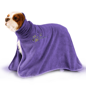 Show Tech | Dry Dude Pet Towel, Lilla