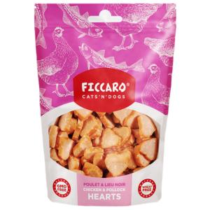 Ficcaro | Chicken & Pollock Hearts