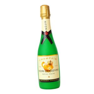 Tuffy Silly Meow | Champagneflaske