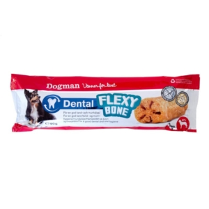 Dogman | Flexy Bone Dental Medium