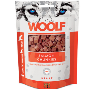 Woolf | Salmon Chunkies