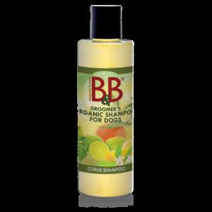B&B Økologisk | Shampoo – Citrus