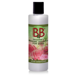 B&B Økologisk | Conditioner – Rose