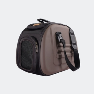 Innopet Classic Carrier | Transporttaske – Chocolate
