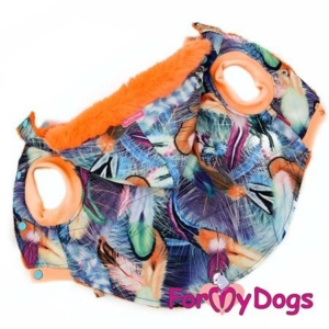 ForMyDogs | Jakke – Feather Unisex str. A2