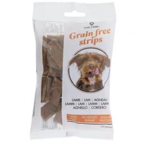 Grain Free Strips – Love 2 Bark