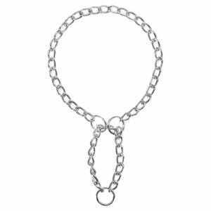 Sølvkæde – Halvkvæl | 4 mm
