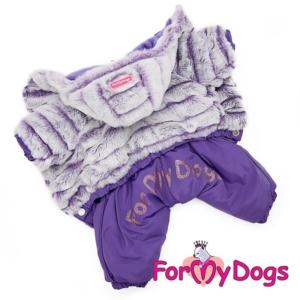 ForMyDogs   Overall – Violet, female str. 10