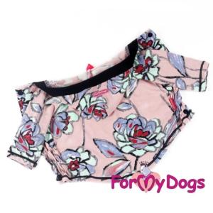 ForMyDogs | Hoodie – Flower, unisex str. 14
