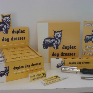 Duplex Dog Dresser – Trimmekniv