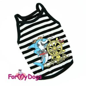 "ForMyDogs | Top ""Pirate Shark"" Unisex"