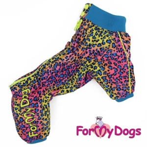ForMyDogs   Overall – Blue Leo, Male str. 14