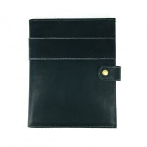 * BESTILLINGSVARE * Leather by Beth | Pedigree-cover, sort
