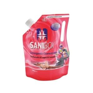 SANIBOX | Sandal Wood