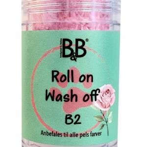 B&B | Roll on/Wash off – shampoo stick B2 – Alle farver