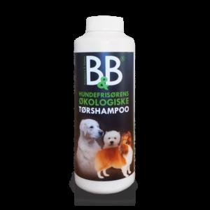 B&B Økologisk | Tørshampoo