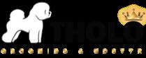 Tholo / Den Logrende Hale Logo